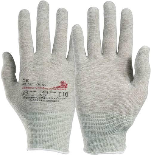 KCL 623 Handschoen Camapur Comfort Antistatisch Polyamide, koper Maat 7 1 paar N/A
