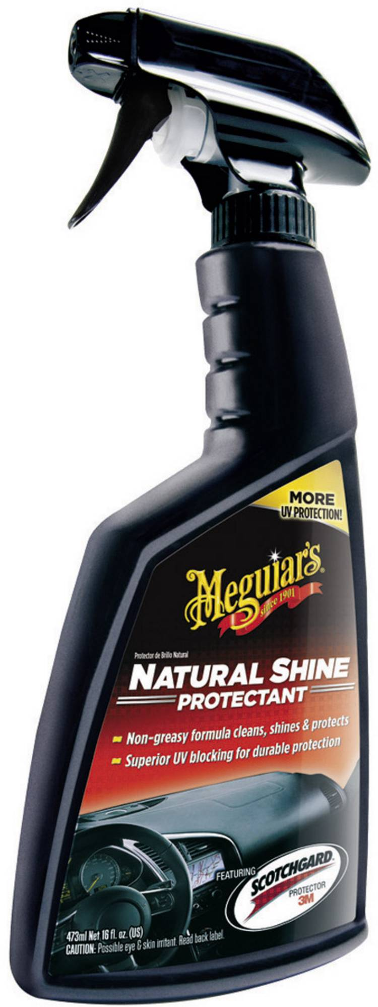 Image of Meguiars Natural Shine Protectant G4116 473 ml