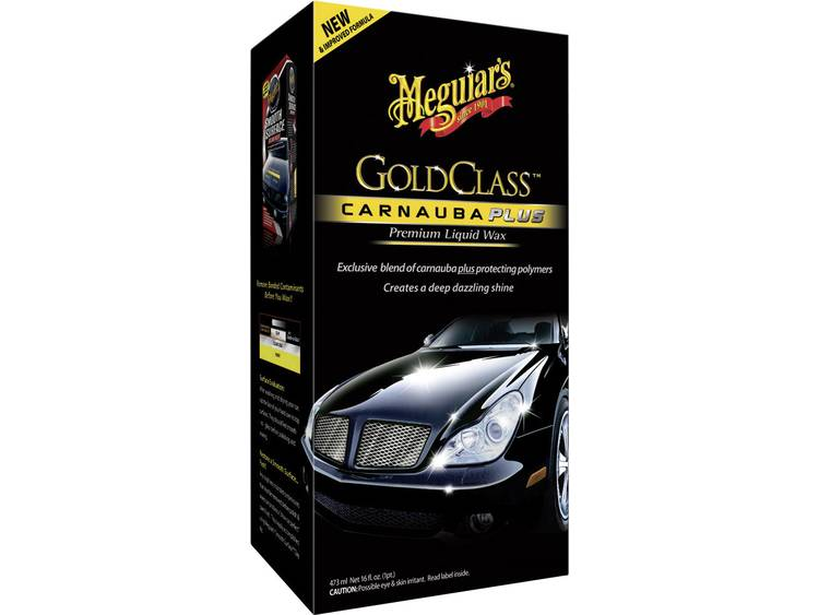 Gold Class Liquid Wax autowas 473 ml Meguiars Gold Class Carnauba Plus G7016