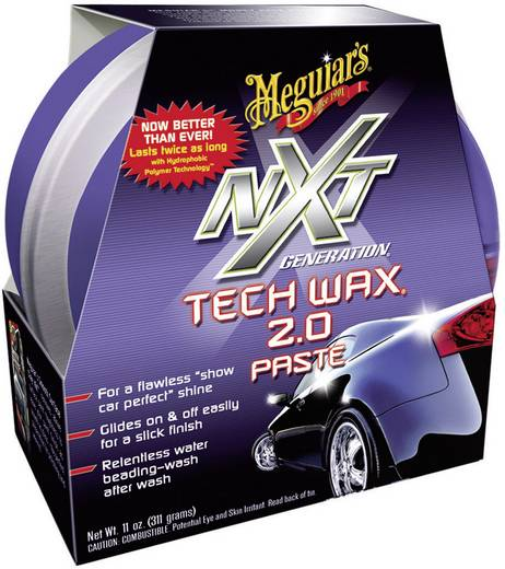 NXT Tech Wax 2.0 autowas 311 g Meguiars NXT Tech Wax 2.0 G12711
