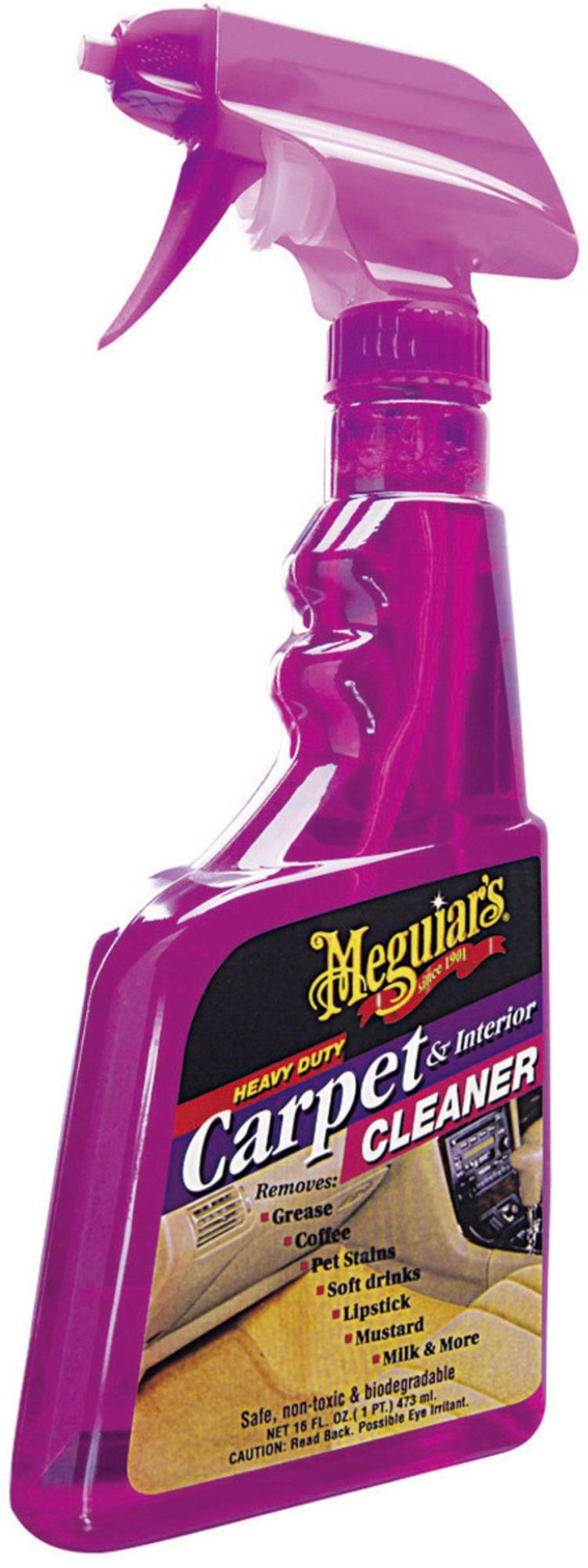 Image of Meguiars Carpet & Interior Cleaner G9416 473 ml