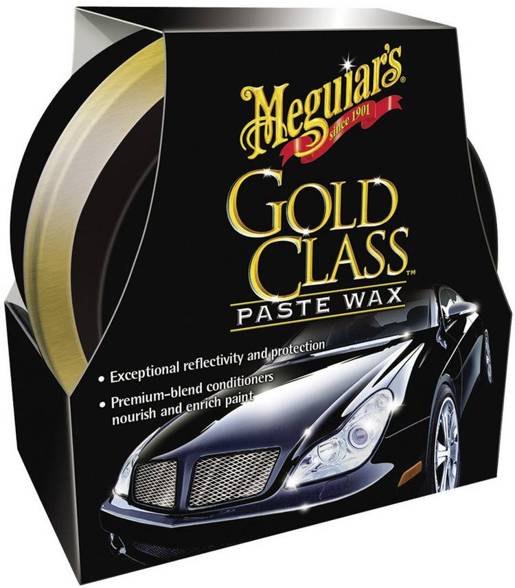 Image of Gold Class Paste-was 311 g Meguiars Gold Class Paste Wax G7014