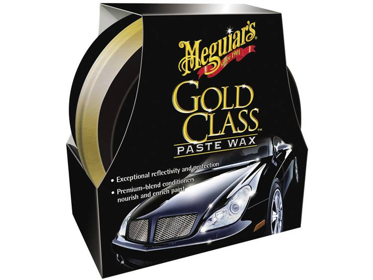 Gold Class Paste was 311 g Meguiars Gold Class Paste Wax G7014