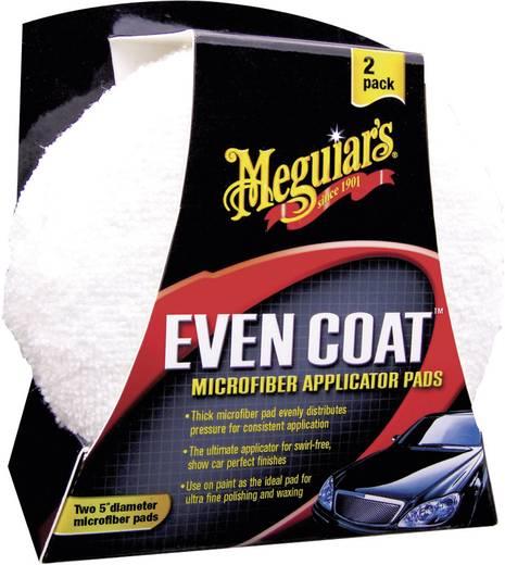 Meguiars X3080 Even Coat Microfiber Applicator Pads-applicatiespons 2 stuks
