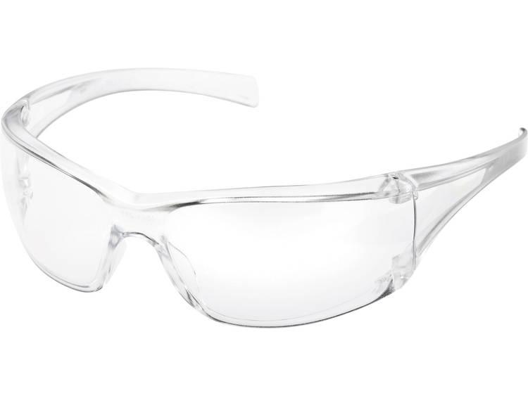 3M VIRTUA AP veiligheidsbril polycarbonaat 71512-00000 HELDER (VIRTCL)