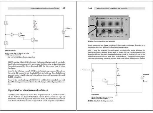 Franzis Verlag 978-3-645-65195-0 Elektronische Schaltungen Leerpakket Leeftijdsklasse: vanaf 14 jaar