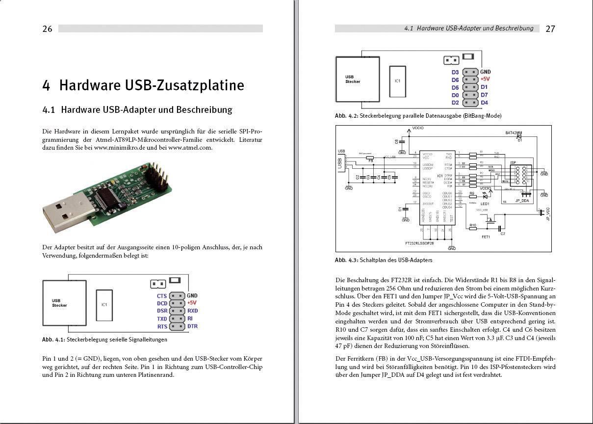 Leerpakket Franzis Verlag Experimente mit USB vanaf 14 jaar | Conrad.nl