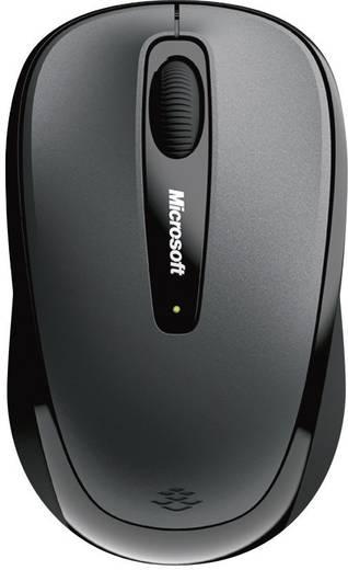 Microsoft Wireless Mobile Mouse 3500 Draadloze muis BlueTrack Zwart