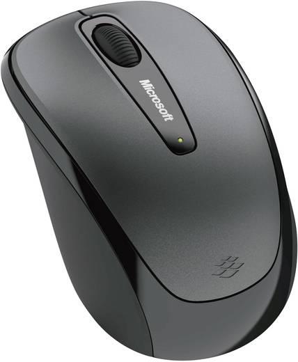 Microsoft Wireless Mobile Mouse 3500 Draadloze muis Optisch Zwart