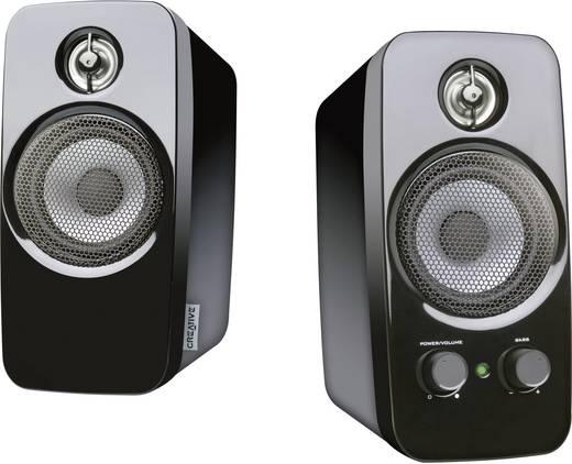 Creative Labs Inspire T10 PC-luidsprekers Zwart Inhoud: 1 stuks