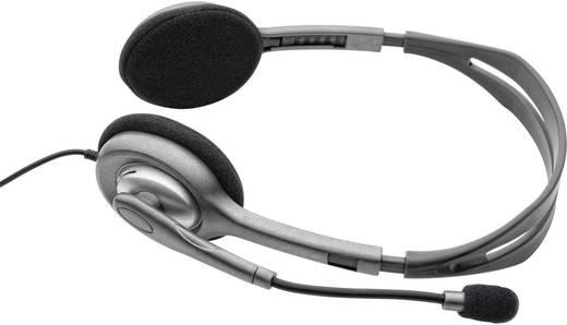 Logitech H110-headset