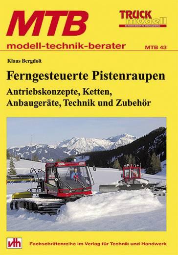 VTH Verlag Ferngesteuerte Pistenraupen Klaus Bergdolt Aantal pagina's: 108 bladzijden ()