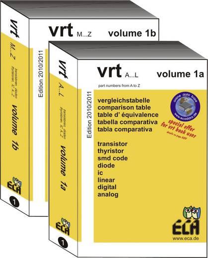 vrt Band 1 von A...Z, Ausgabe 2010/2011 Auteur: ECA ISBN-nr.: 978-3-937-46937-9