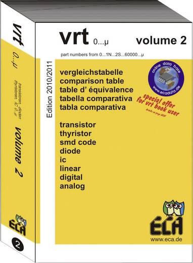 vrt Band 2 von 0...µ, Ausgabe 2010/2011 Auteur: ECA ISBN-nr.: 978-3-937-46938-6