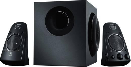 Logitech Z623 2.1 PC-luidsprekers Kabelgebonden 200 W Zwart