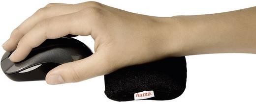 Gel-polssteun Hama 50218 Ergonomisch Zwart