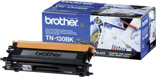 Brother TN-130BK Origineel Tonercassette Zwart