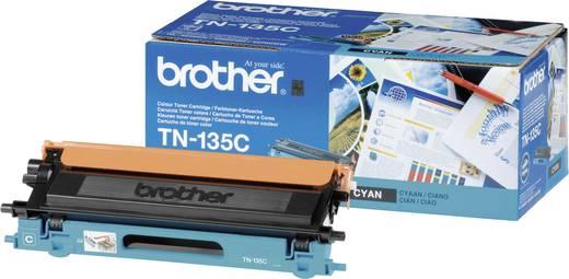 Brother TN-135C Origineel Tonercassette Cyaan