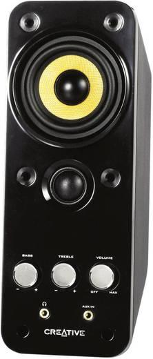 Creative Labs GigaWorks™ T20 Serie II 2.0 PC-luidsprekers Kabelgebonden 28 W Zwart