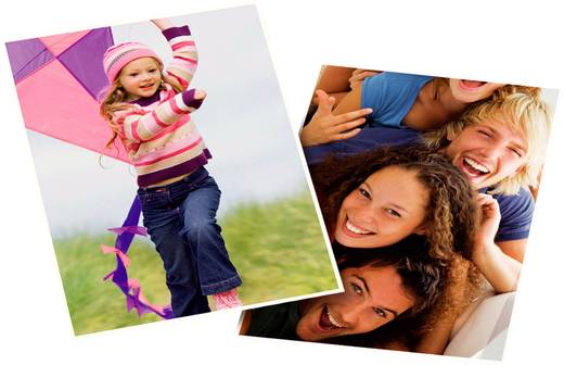 Avery-Zweckform Classic Photo Paper Inkjet 2496 Fotopapier DIN A4 180 g/m² 100 vellen Glanzend
