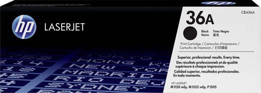 HP Tonercassette 36A CB436A Origineel Zwart 2000 bladzijden