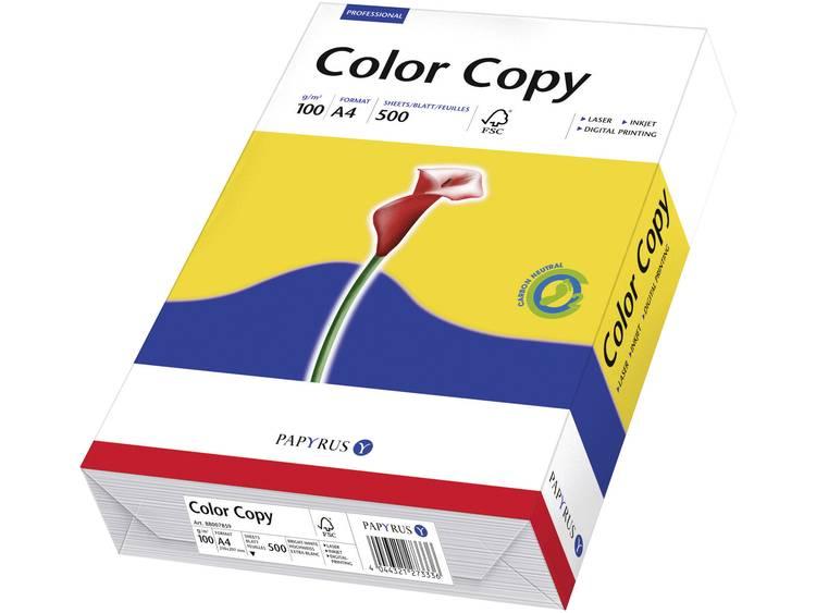 Papyrus Color Copy Laserprintpapier DIN A4 100 g/m² 500 vellen Wit