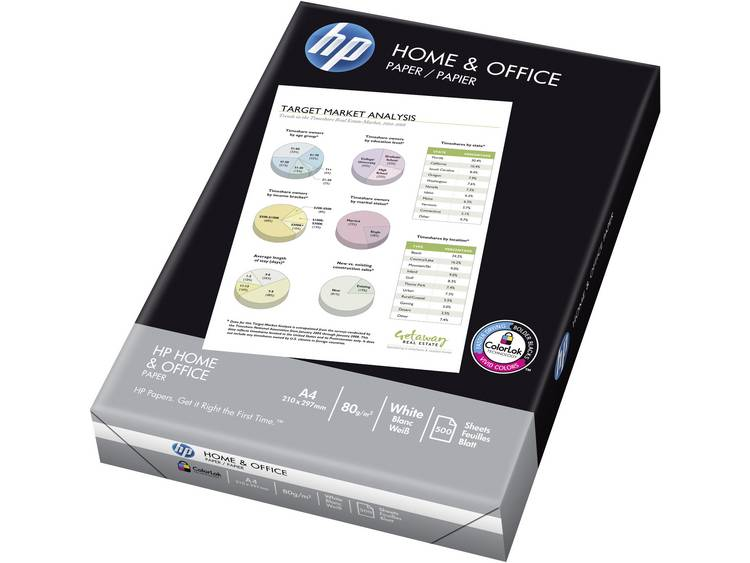 1-pack Home & Office Paper 500 vel, A4, 80 gr.