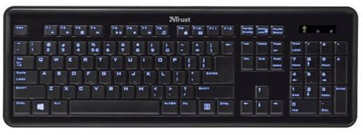 Trust eLight USB toetsenbord Engels, QWERTY