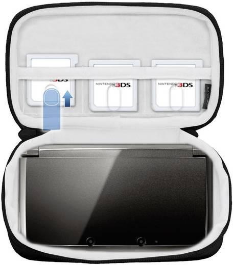 Tas voor de Nintendo 3DS, zwart