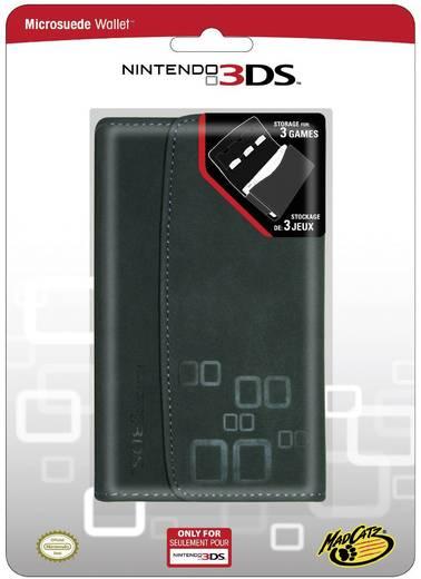 MadCatz Microsuede wallet voor Nintendo 3DS