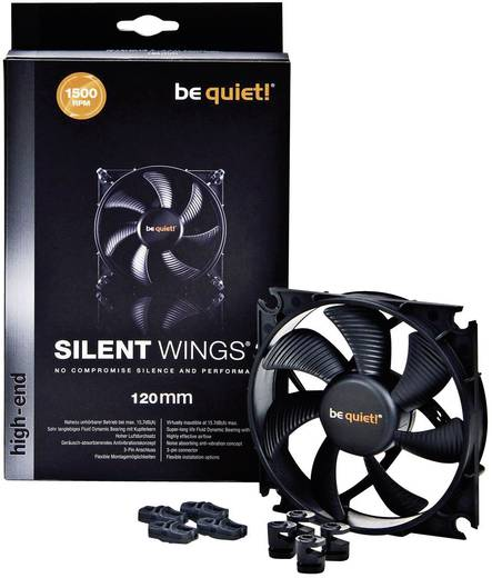 Be Quiet Silent Wings 2 120 mm PC-ventilator