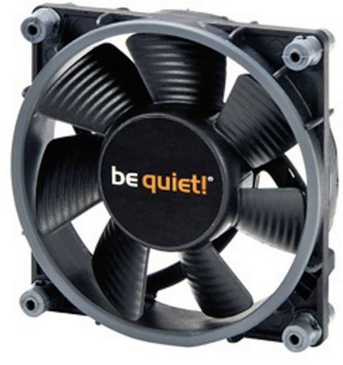 Be Quiet Shadow Wings SW1 80 mm Low-Speed PC-ventilator