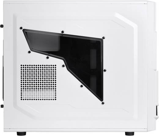 Midi-tower PC-behuizing Thermaltake Commander MS-I Snow Edition Wit