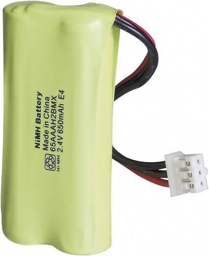 Accu voor draadloze telefoon GP Batteries GP65AAAH2BMX-8785 Geschikt voor merk: Philips NiMH 2.4 V 650 mAh