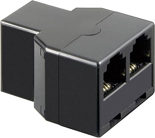 ISDN Adapter [1x RJ11-bus 6p4c - 2x RJ11-bus 6p4c] 0 m