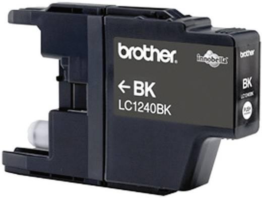 Brother Inkt LC-1240BK Origineel Zwart LC1240BK