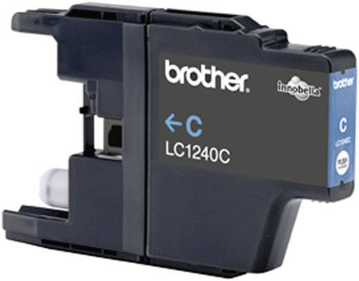 Brother Inkt LC-1240C Origineel Cyaan LC1240C