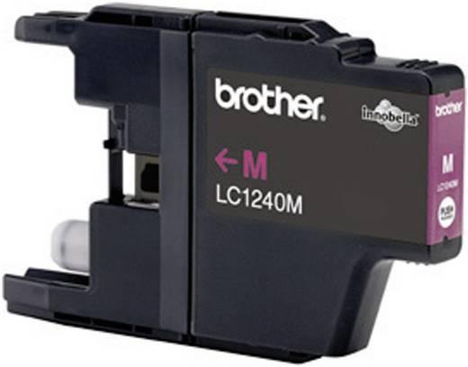 Brother Inkt LC-1240M Origineel Magenta LC1240M