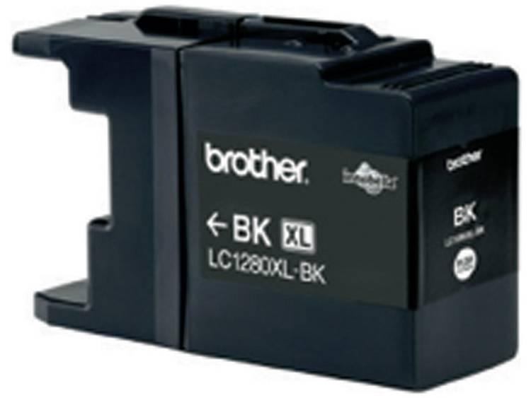 Brother Inkt LC-1280XLBK Origineel Zwart LC1280XLBK