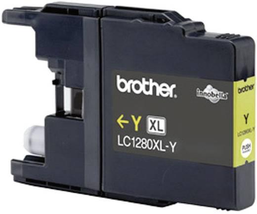 Brother Inkt LC-1280XLY Origineel Geel LC1280XLY