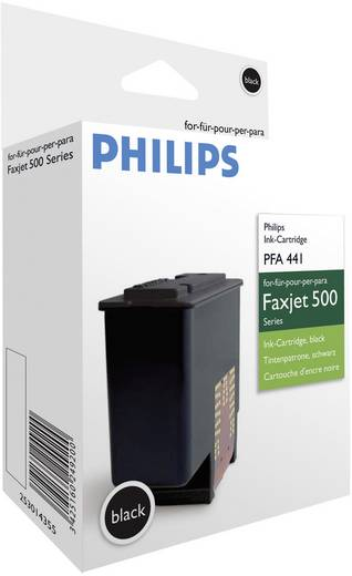 Philips Inkt PFA441 Origineel Zwart 253014355