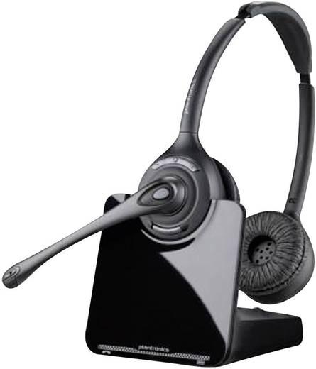 Plantronics CS520 DECT Telefoonheadset Zwart
