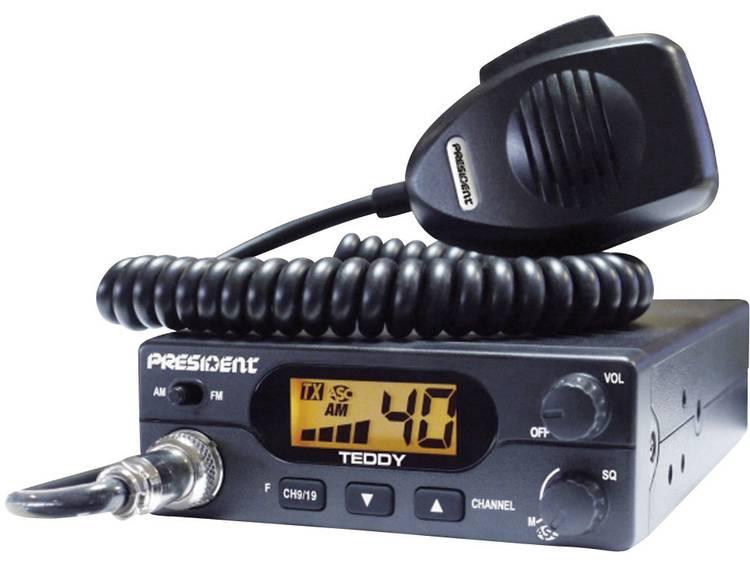 President 27 MHz CB radio