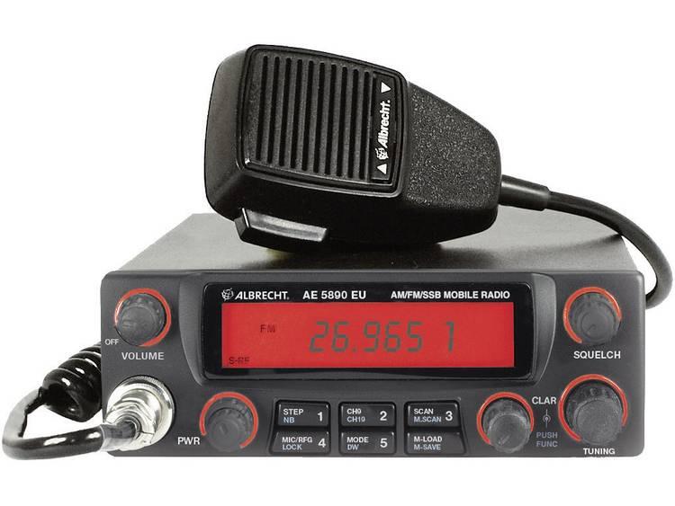 Albrecht 27 MHz CB radio AE-5890EU