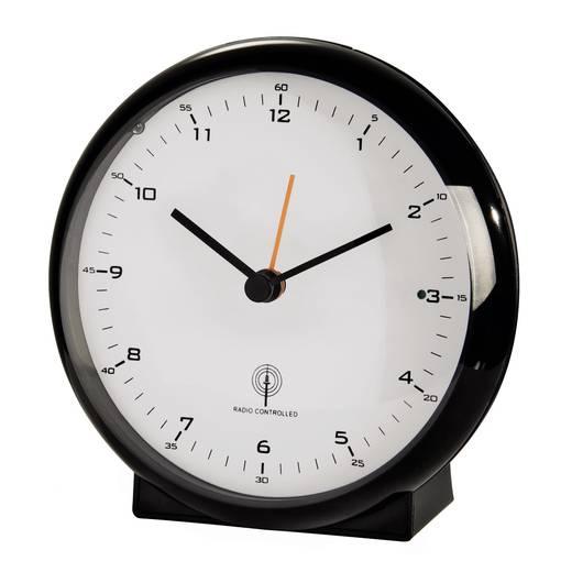 Wekker Quarz Zwart Alarmtijden: 1 Hama 00113972