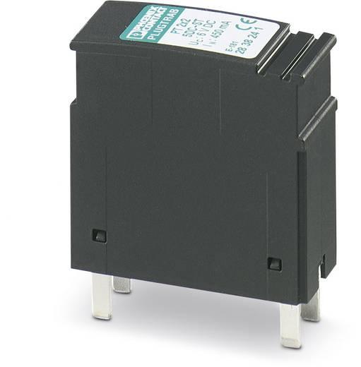 Phoenix Contact PT 2X2-12DC-ST 2838254 Insteekbare overspanningsafleider Set van 10 Overspanningsbeveiliging voor: Verde