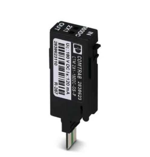 Phoenix Contact CTM 2X1-180DC-GS-P 2838623 Overspanningsveilige stekker Set van 10 Overspanningsbeveiliging voor: Netwer