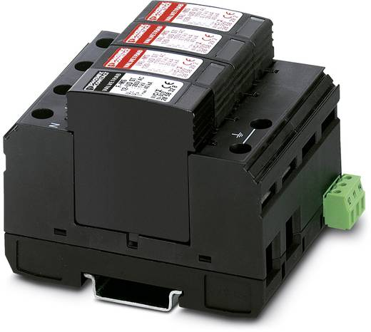Phoenix Contact VAL-MS 320/3 +1/FM-UD 2856689 Overspanningsafleider Overspanningsbeveiliging voor: Verdeelkast 20 kA