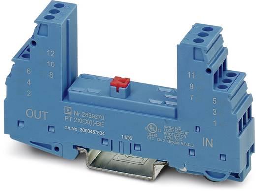 Phoenix Contact PT 2XEX(I)-BE 2839279 Overspanningsveilige sokkel Set van 10 Overspanningsbeveiliging voor: Verdeelkast