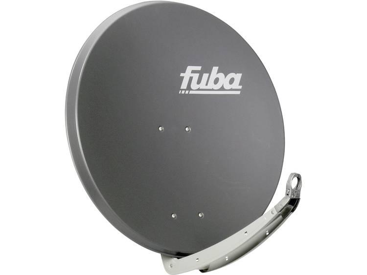 Fuba-satellietschotel aluminium 85 cm antraciet - premium kwaliteit - 15 jaar garantie